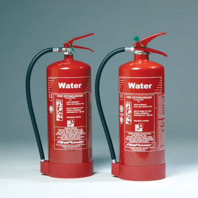 how to use a fire extinguisher uk